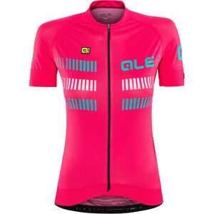 Alé Cycling Graphics PRR Strada Shortsleeve Jersey Damen petroleum-turquoise petroleum-turquoise