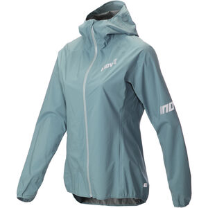 inov-8 AT/C FZ Stormshell Jacket Damen blue grey blue grey