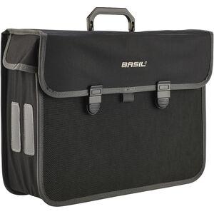 Basil Malaga Seitentasche 17 L schwarz