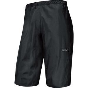 GORE WEAR C5 Gore-Tex Active Trail Shorts Herren black black