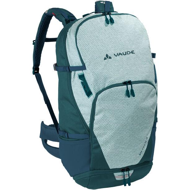 VAUDE Bike Alpin 32+5 Backpack petroleum