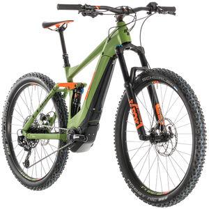 Cube Stereo Hybrid 140 Race 500 Green'n'Orange bei fahrrad.de Online