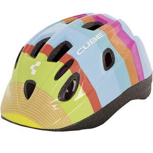 Cube Girl Helm Kinder