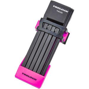 Trelock FS 200/75 TWO.GO Faltschloss 75 cm pink bei fahrrad.de Online