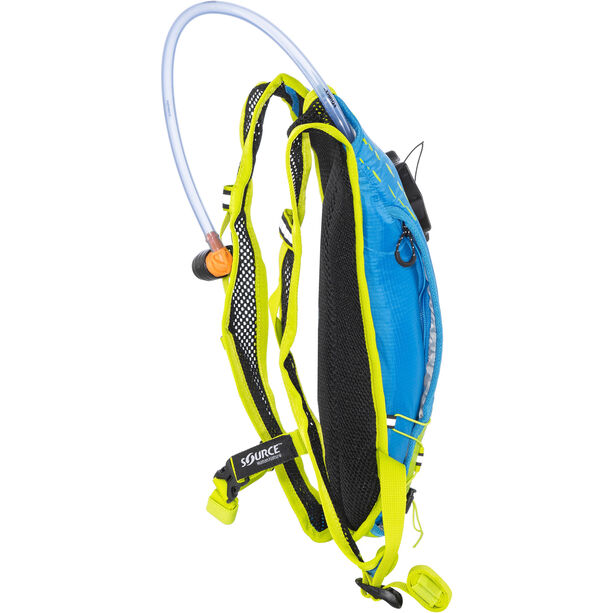 SOURCE Spinner NC Trinkrucksack 1,5l Kinder blue/green