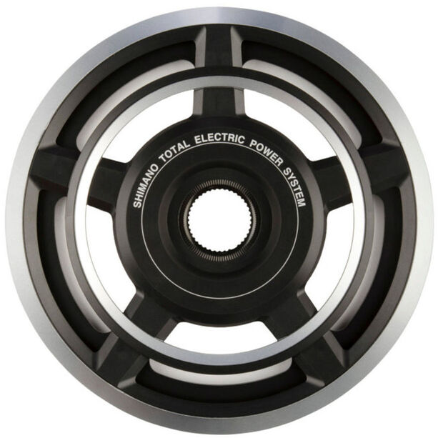 Shimano Steps SM-CRE60 Kettenblatt außen Schutzscheibe antrazit/silber