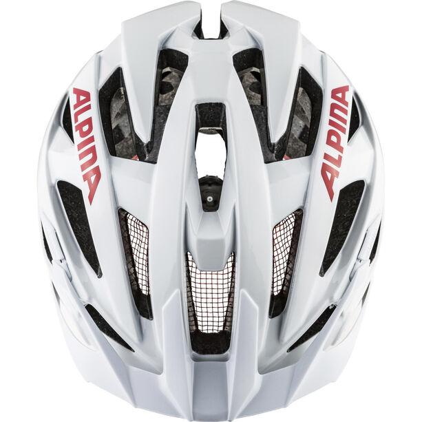 Alpina Valparola Helmet white-red