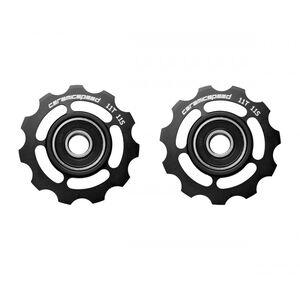 CeramicSpeed Road/MTB Schaltrollen Ceramic 607 für Shimano 11-fach black black
