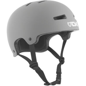TSG Evolution Solid Color Helmet satin coal satin coal