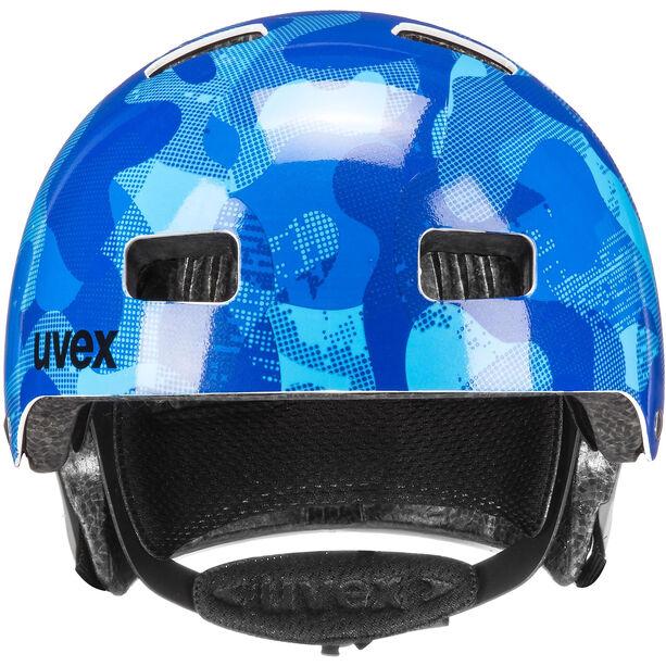 UVEX Kid 3 Helmet Kinder blue