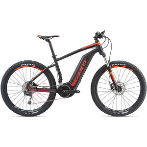 Giant Dirt-E+ 2 S5 Black/Red/Orange bei fahrrad.de Online