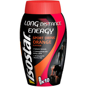 Isostar Long Distance Energy Dose 790g Orange