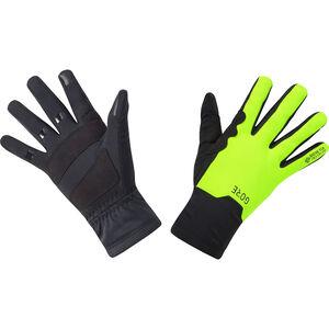 GORE WEAR M Gore-Tex Infinium Mid Handschuhe black/neon yellow black/neon yellow