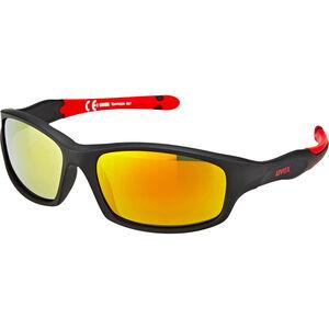 UVEX Sportstyle 507 Sportbrille Kinder black mat red/red black mat red/red