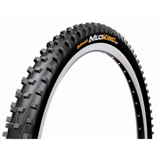 Continental Mud King 2.3 Reifen Apex 26x2.3 Draht