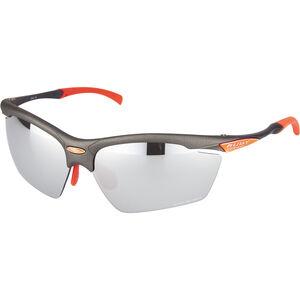 Rudy Project Agon Glasses Graphite - RP Optics Laser Black bei fahrrad.de Online