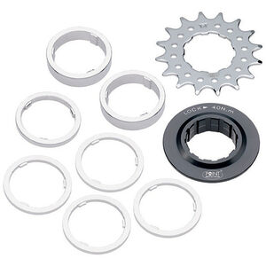 Bike-Parts Single Speed Ritzel Distanzring Set