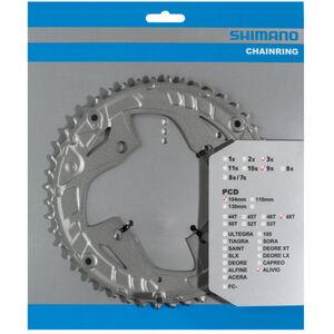 Shimano Alivio FC-T4010 Kettenblatt 9-fach silber silber