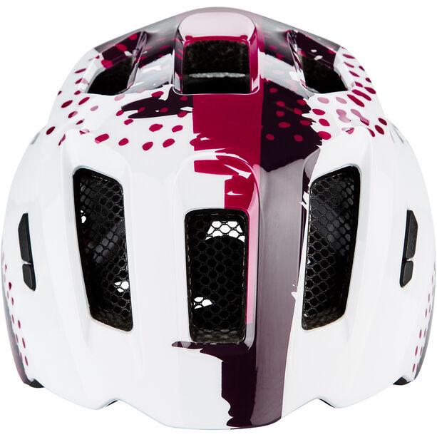 Cube Fink Helmet Kinder white