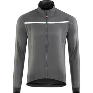 Castelli Superleggera Jacket Herren anthracite anthracite