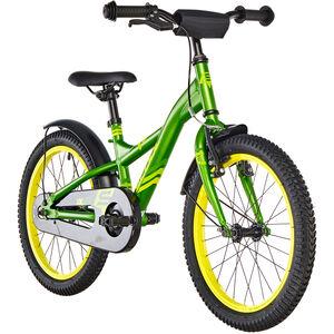 s'cool XXlite 18 steel green/yellow