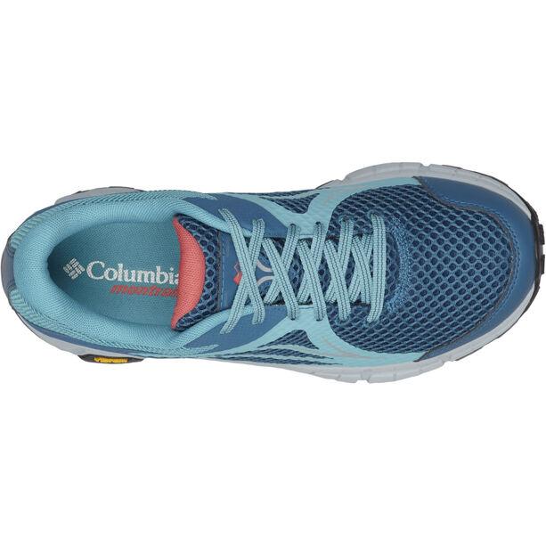 Columbia Mojave Trail II Outdry Shoes Damen phoenix blue/sunset red phoenix blue/sunset red