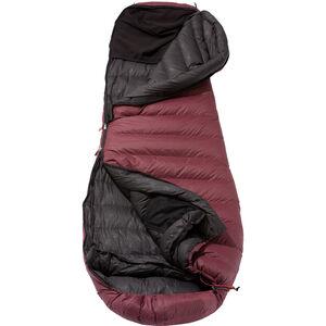 Yeti Sunrizer 600 Schlafsack S grey/red grey/red