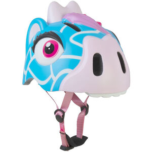 Crazy Safety Giraffe Helm blau