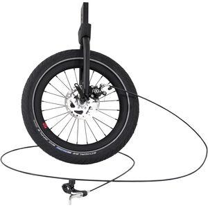 Hamax Outback Jogger Kit incl. Brake & Wire black black