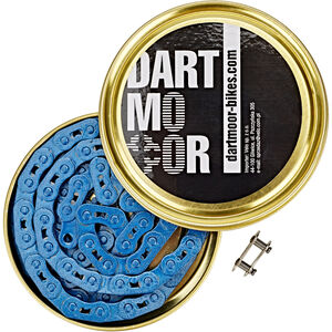 "DARTMOOR Core Kette 1/8"" blau blau"