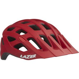 Lazer Roller Helmet matte red matte red