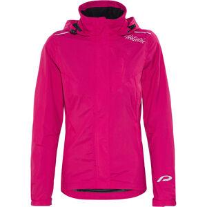 Protective Anne Rain Jacket Damen pink pink