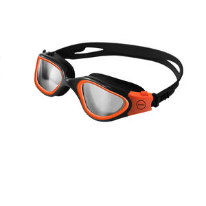 Zone3 Vapour Schwimmbrille Polarized photochromatic lens-black/hi-vis orange photochromatic lens-black/hi-vis orange