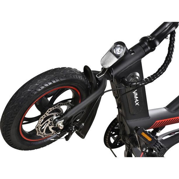 VMAX T30 Salvador Pedali black