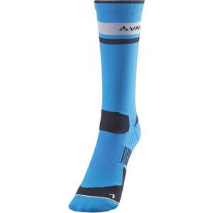 VAUDE Bike Socks Mid radiate blue radiate blue