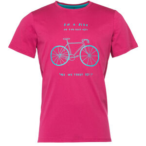 Triple2 Laag Bike T-Shirt Men Beet Red beet red