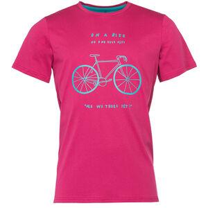 Triple2 Laag Bike T-Shirt Men Beet Red beet red