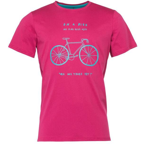 Triple2 Laag Bike T-Shirt Men Herren beet red