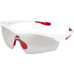 Rudy Project Spaceguard Brille photoclear white gloss white gloss