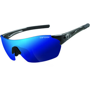 Tifosi Launch SFH Glasses gloss black - smoke/clarion blue/ac red/clear gloss black - smoke/clarion blue/ac red/clear
