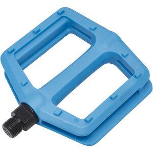NS Bikes Nylon Pedale blau blau