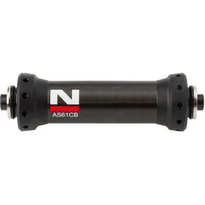 Novatec Ultralight Vorderradnabe Rennrad Carbon schwarz bei fahrrad.de Online