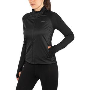 Craft Urban Run Fuseknit Jacket Women black bei fahrrad.de Online