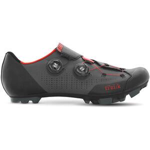 Fizik Infinito X1 MTB Schuhe Herren grau/rot grau/rot