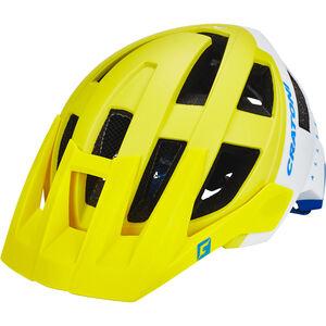 Cratoni Allset Helmet lime-white-blue matt lime-white-blue matt