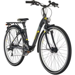 s'cool chiX 26 21-S alloy Anthrazit/Yellow Matt bei fahrrad.de Online