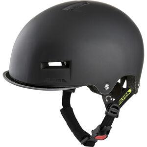 Alpina Grunerlokka Helmet black-neon-yellow bei fahrrad.de Online