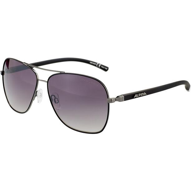 Alpina Limio Glasses metall-black
