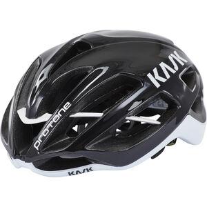 Kask Protone Helm schwarz/weiß schwarz/weiß