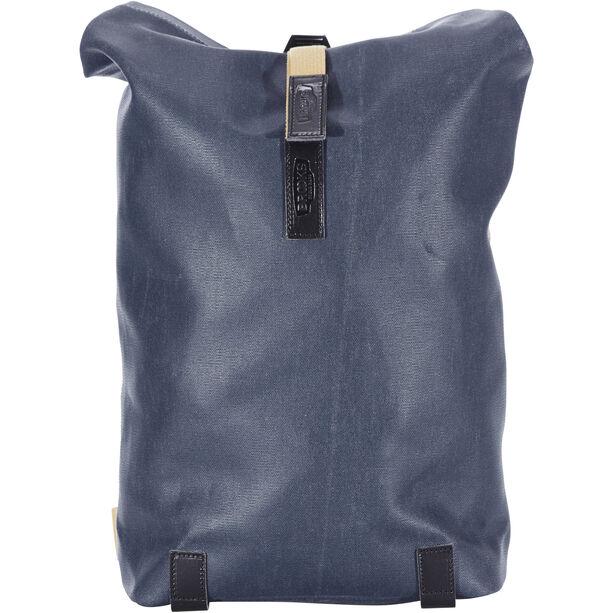 Brooks Pickwick Canvas Backpack Small 12l dark blue/black